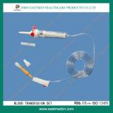 使い捨て可能な医学の製品の輸血セット