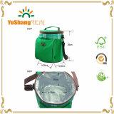 Sacchi rotondi materiali del dispositivo di raffreddamento del poliestere, sacchi di spalla rotondi del dispositivo di raffreddamento