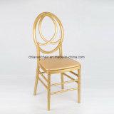 황금 폴리탄산염 수지 피닉스 무한한 Chiavari 의자