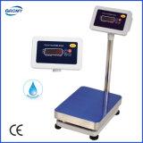 Resistente al agua electrónica Báscula de plataforma 150kg.