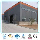 Течение долгого портал легких стальных склад здание комплект
