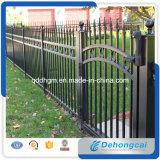 Clôture en fer forgé sur mesure / clôture en acier inoxydable / clôture en aluminium / porte de clôture