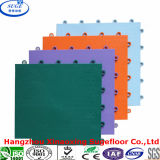 Flat Interlocking Sports Flooring for Futsal Court
