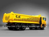 C&C Trucks 8X4 380HP Euro IV Dump Truck