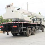 16ton 타이어 기중기 트럭