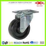 """Placa giratória de 5 """"com resistência a calor travada com rotinas industriais (P102-61C125X35S)"""