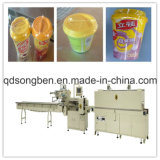 Jelly with Tray Shrink Packing Machine