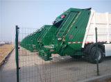 Sinotruk HOWO 16cbm 쓰레기 압축 분쇄기 쓰레기 트럭