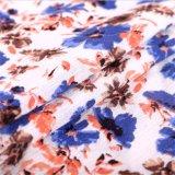 女性の衣服のための花模様が付いている帯電防止ファブリック
