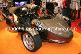 Motociclo de três rodas de triciclo