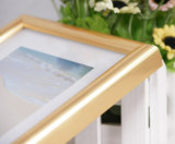 플라스틱 Hot Stamping Photo Frame /Photo Frame 또는 Picture Frame/Wooden Grain Frame (M-BD)