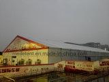 40X50m Toldos gran feria del pabellón al aire libre promocional