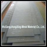 Placa de acero de alta resistencia poco aleada de Q460c