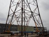 Hot-DIP 직류 전기를 통한 자활하는 강철 탑