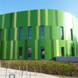 알루미늄 정면을%s 대나무 녹색 알루미늄 벌집 위원회