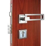 문 레버 단 하나 실린더 Deadbolt를 가진 고정되는 자물쇠 문에 박은 자물쇠