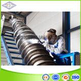 Lw450水平のタイプ螺線形の排出のオリーブ油の遠心分離機のデカンター機械