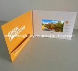 Автоматическая видео- поздравительная открытка дела для подарка празднества