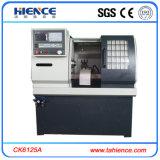 Tour bien choisi Ck6125A de machine de rotation de commande numérique par ordinateur de qualité petit
