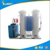 örtliche Sauerstoff-Gas-Zylinder-System des hohen Reinheitsgrad-98.5% füllendes für Schweißen und Ausschnitt