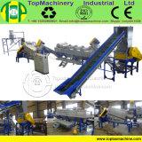Lavadora caliente de la película del HDPE de la venta para reciclar la rafia de los PP del PE con el machacamiento mojado