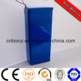 3.7V 3200mAh Lithium Ion Flat Top Battery 10A Discharge per Ebike