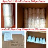 Des échantillons gratuits jetables liner blanc bleu Machine faite SPA pédicure