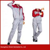 Fornecedor uniforme protetor personalizado das mulheres dos homens da boa qualidade (W263)