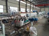 HDPE Zelfde Machine 50315mm van de Uitdrijving van de Pijp van de Drainage van de Vloer