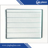3mm / 4mm / 5mm / 6mm Clear Float Pattern Glass for Shower Room