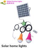 3W 태양 비상등 태양 전구 재충전용 태양 램프,