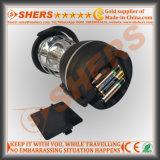 Bewegliches kampierendes Solarlicht mit Dynamo, Griff, Haken, USB (SH-1992)