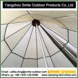 Семьи колокола холстины Teepee шатер роскошной большой напольный большой ся