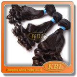 Les cheveux 100% d'Unpocessed Fumi Extesion sont populaires