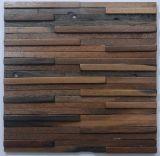 Mosaico di legno per la decorazione della parete