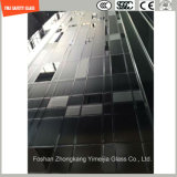 geada da segurança de 4-19mm e vidro figurado para o hotel, construção, chuveiro, casa verde