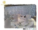 4つ* 6つのMの結婚披露宴のEevntsの段階の背景幕のための耐火性のきらめきLEDの星のカーテン
