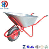 Wheelbarrow do zinco
