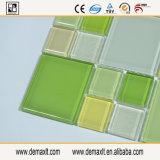 mosaico del vidrio cristalino de la cocina del cuarto de baño de 25X25m m