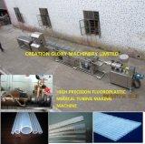 Beständige medizinische Rohrleitung des Betrieb-FEP PFA, die Maschine produzierend verdrängt