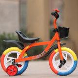 La bici/Trike del bebé con Pushbar embroma el triciclo con la rueda 2-7years del entrenamiento