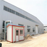 큰 가벼운 구조 강철 조립식 작업장 (KXD-SSW1651)