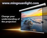 Schermo pieghevole rapido del proiettore motorizzato alta qualità dello schermo di proiezione
