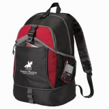 Polyester Custom Escapade Backpack für Leisure/Camping