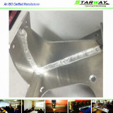 Tôle en aluminium Fabtication TIG/soudure de MIG