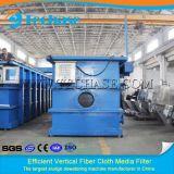 De Tank van de Filter van de Doek van de Vezel van de Installatie van Treament van het afvalwater