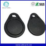 125kHz Etiqueta RFID Keyfob Econômica