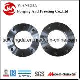 Flange Zhangqiu do aço de carbono do RUÍDO JIS do ANSI