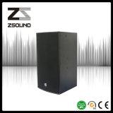 Passif de Zsound U12 système sain professionnel de matériel sonore de performance de concert de 12 pouces