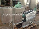 Máquina de desecación del lodo del tratamiento de aguas residuales de la planta de la bebida